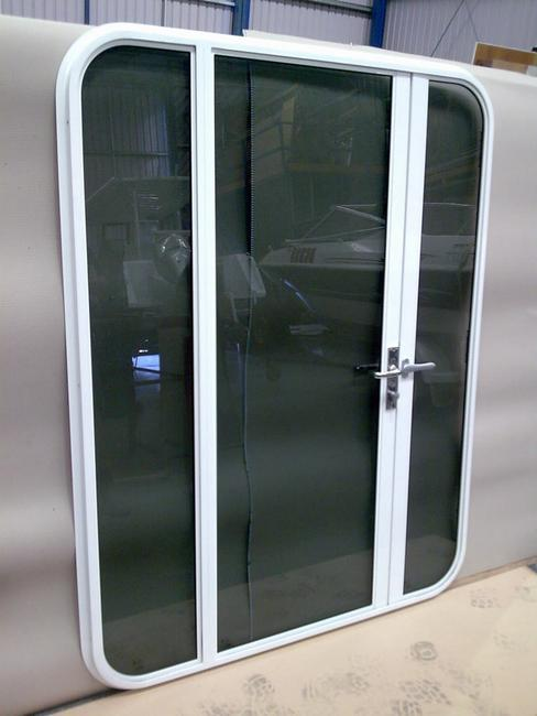 Radius Corner Light Weight Doors & Radius Corner Lightweight Doors - Windows West Perth